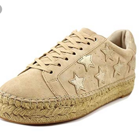 Marc Fisher Star Suede Sneakers